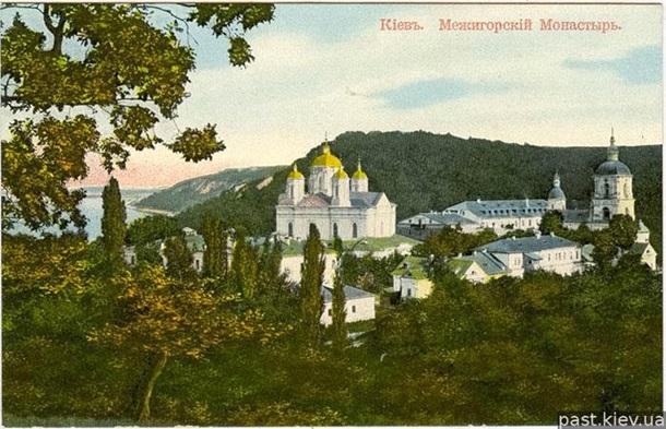 Монастырь в Межигорье