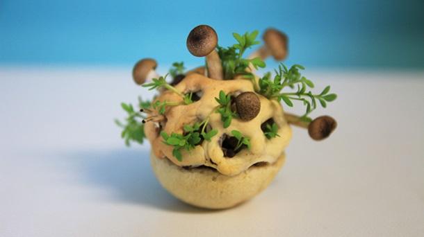 Питание и 3D моделинг вскоре превратятся в единый комплекс