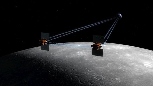 ФОТО: На Луне обнаружен новый кратер впервые за сто лет