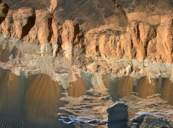 ФОТО: Первые снимки Марса снятые HiRISE в высоком разрешении