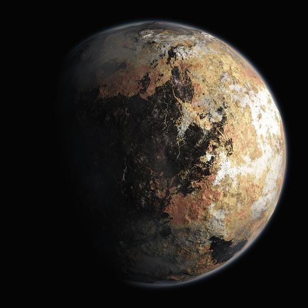 ФОТО: New Horizons передал на Землю первые снимки Плутона