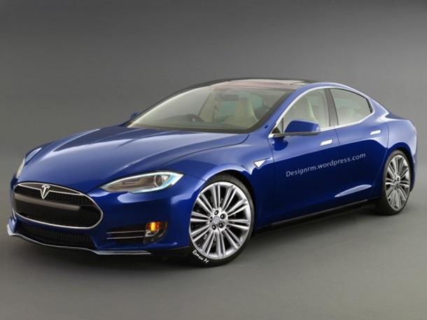 Дизайнерские концепты новой Tesla Model 3