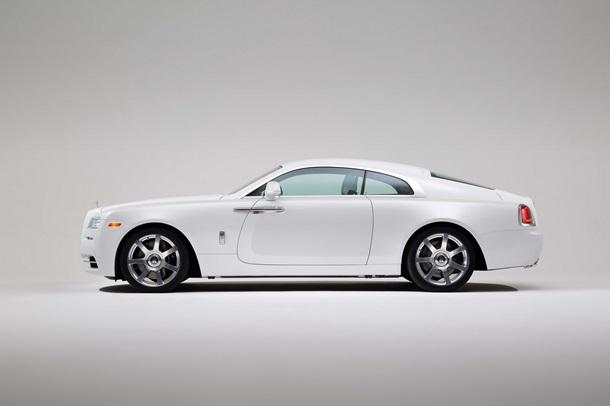 Автомобиль для настоящих модников. Rolls-Royce выпустит спецверсию Wraith