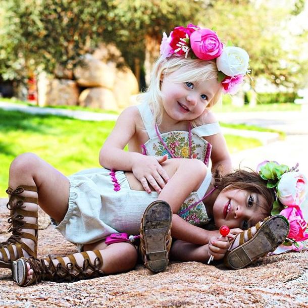 фото голых девочек малышек