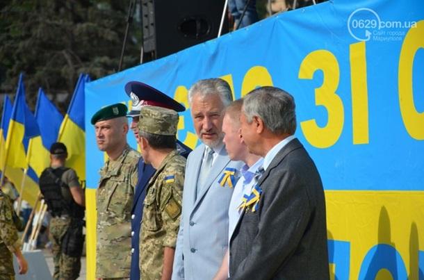 Жебривский предложил свои условия перемирия на Донбассе