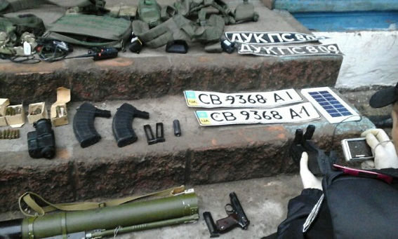 На Рівненщині бійці ПС добували бурштин і стріляли по місцевим жителям
