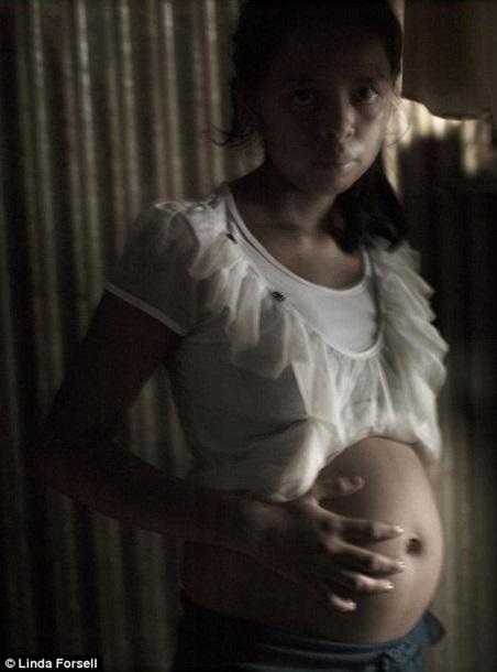 Беременные дети в 12 52
