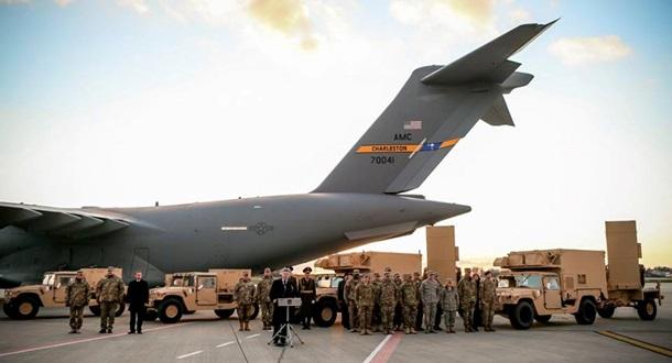 США наследующей неделе предоставят Украине современное нелетальное оружие