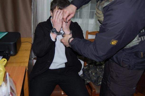 СБУ задержали исламиста (ФОТО)
