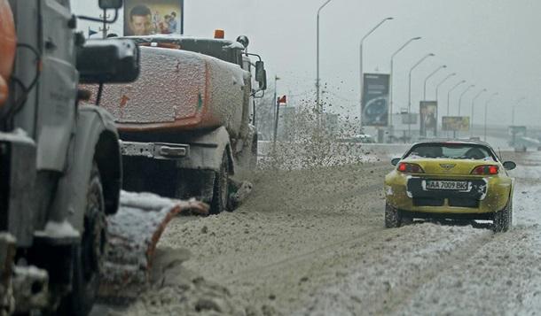 УКличка похвалилися прибиранням Києва від снігу