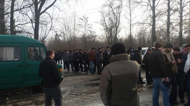 Завтра гірники перекриють наЛьвівщині автодорогу доПольщі,— КВПУ