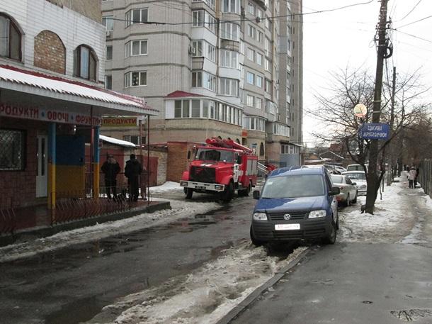 У Вінниці стався вибух вгаражі