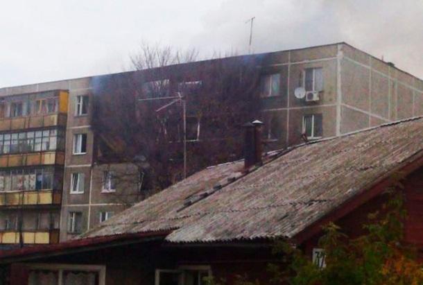 НаДонеччині стався вибух ужитловому будинку, є постраждалі