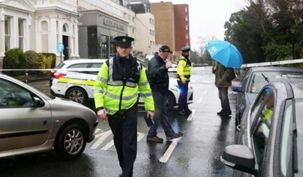 В Ирландии во время взвешивания боксёров произошла стрельба