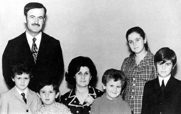 Мать Башара Асада скончалась в Дамаске