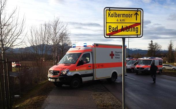 Ж/д авария в Германии: число жертв растет