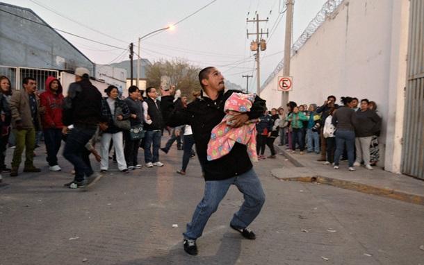 Бунт в мексиканской тюрьме: десятки погибших