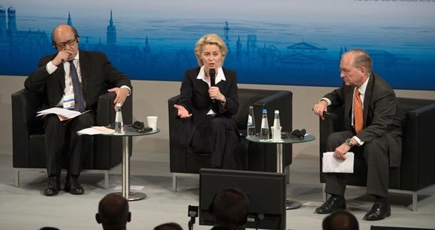 В Мюнхене началась конференция по безопасности