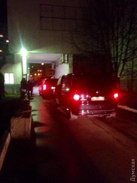 СБУ обыскала Одесскую полицию