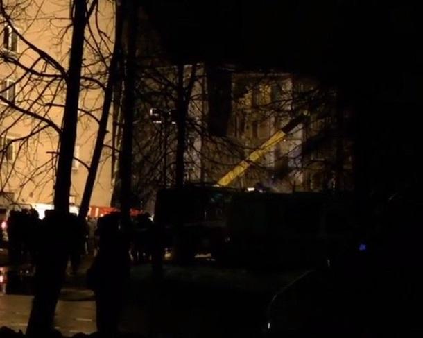 В Ярославле частично обрушился дом, есть погибшие