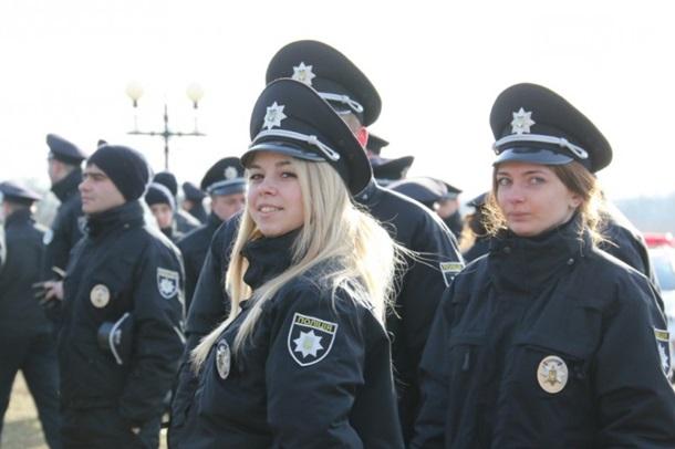 В Чернигове присягу приняли 211 патрульных полицейских.