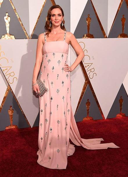 Оскар 2016 все платья звезд