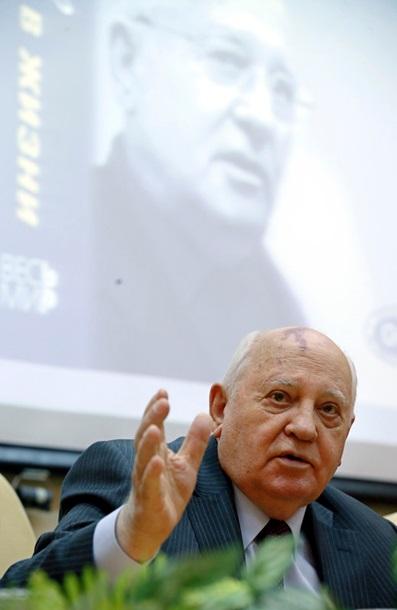 Горбачев: Остаюсь преданным идее перестройки