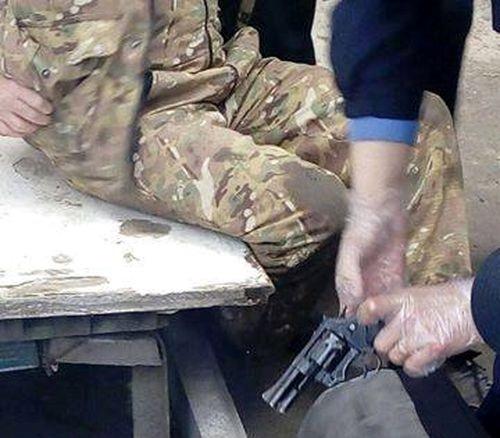 В Харькове злоумышленник угрожал детям огнестрельным оружием