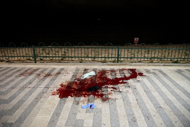 В израильском порту Яффа нападавший убил одного и ранил девять человек