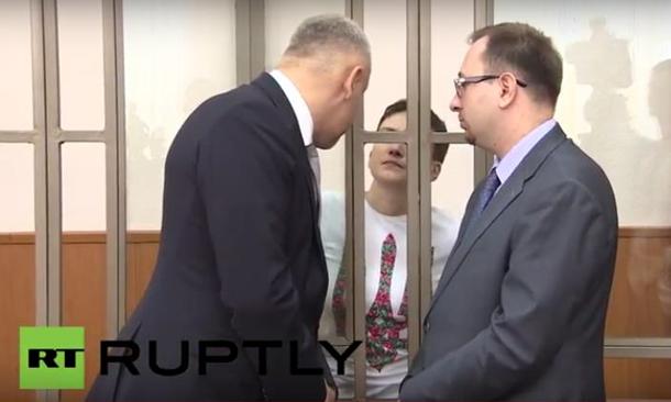 Суд начал зачитывать приговор Савченко
