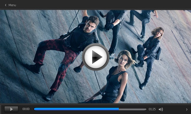 Мультфильм Дивергент 3 за стеной смотреть онлайн в хорошем качестве лицензия