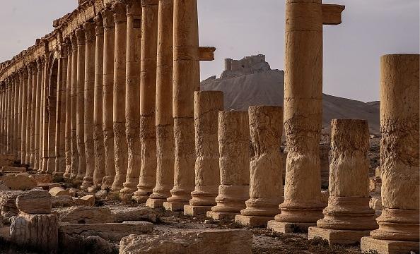 Ждали худшего. Как выглядит освобожденная Пальмира