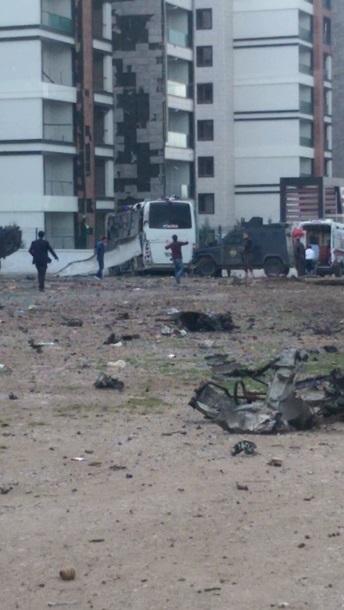 На юго-востоке Турции прогремел взрыв: есть жертвы