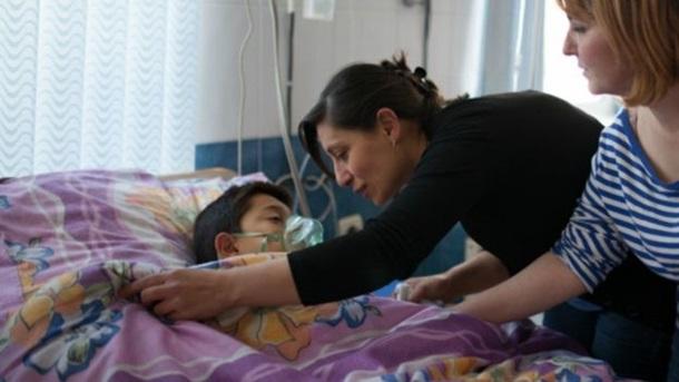 12-летний Геворг Григорян из Степанакерта был ранен в ходе ночного обстрела