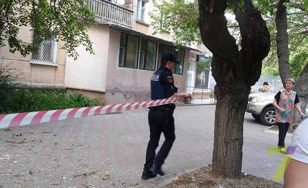 В Одессе прогремел взрыв в жилом доме