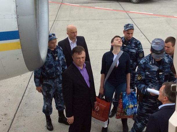 Штайнмайер: Обмен Савченко укрепит взаимное доверие Украины иРФ