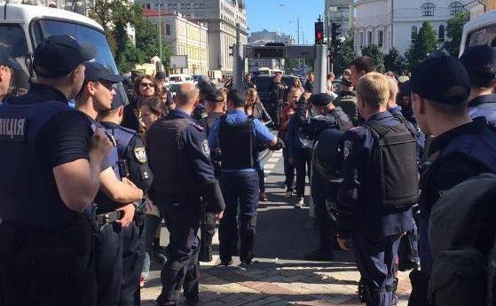 ЛГБТ-марш в Киеве: онлайн