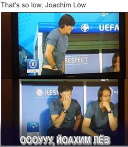 Нюхач чи парфумер? Незвичайний вчинок тренера збірної Німеччини з футболу  розбурхує соціальні мережі (ВІДЕО)