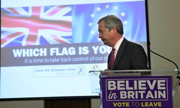 У Британії проходять акції напередодні референдуму