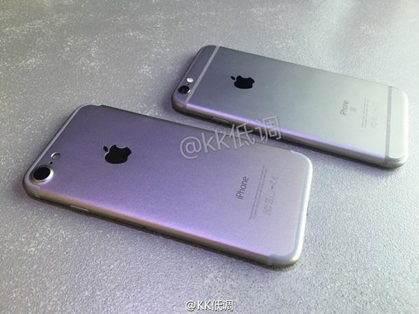 Смартфон iPhone 7 «засветился» накачественном видео