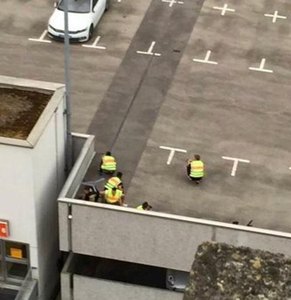 Стрельба в торговом центре Мюнхена: есть жертвы