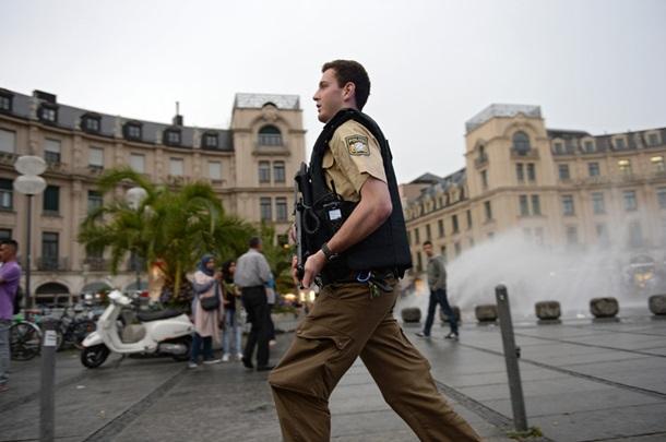 На месте стрельбы в Мюнхене есть украинцы