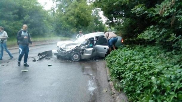 ВХарькове два человека погибли вДТП сучастием маршрутки