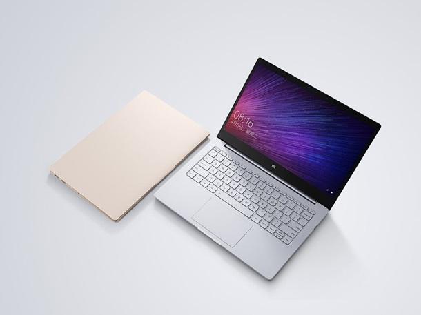 Xiaomi представила свой первый ноутбук