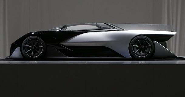 СМИ показали самые футуристические концепты авто