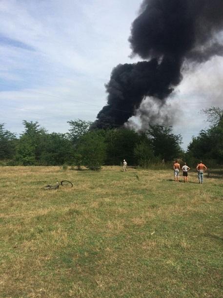 В России разбился вертолет, есть жертвы