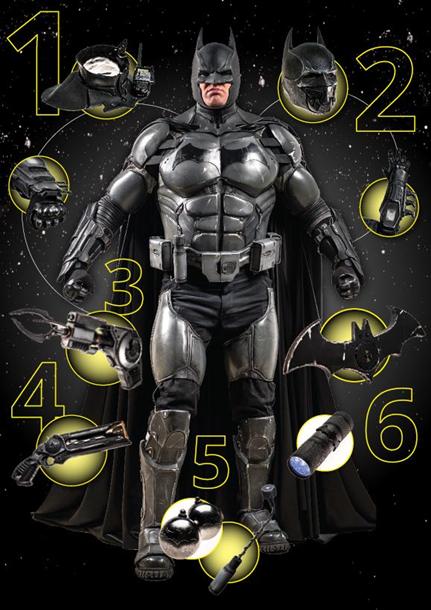 Создан действенный костюм Бэтмена