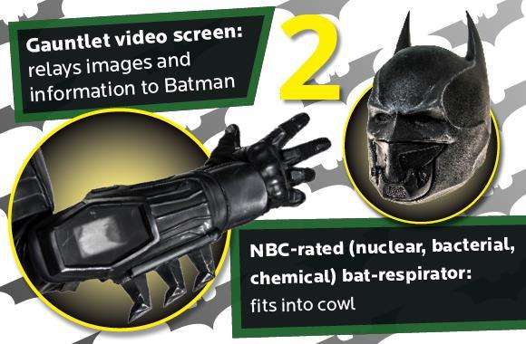 Ирландец создал собственный костюм Бэтмена ипопал вгеймерскую Книгу рекордов Гиннесса