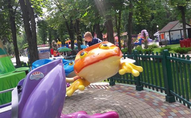 Украинский парк развлечений оказался среди лучших в Европе