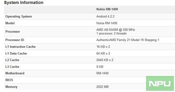 Два новых Android-смартфона нокиа протестированы вGeekbench
